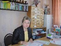 Директор школы Н. Н. Круглова